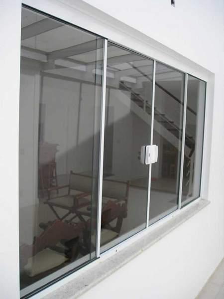 portas e janelas vidro temperado